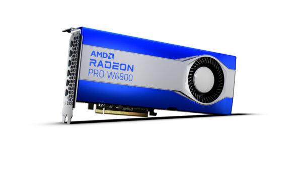 AMD Radeon PRO W6000 Series