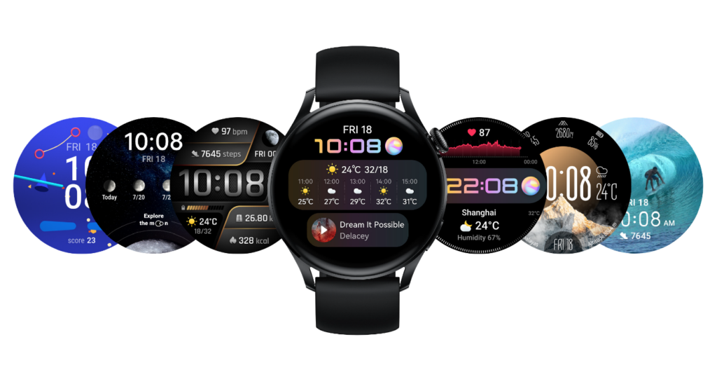 Huawei Launches New MateView Series Monitors, FreeBuds 4, Watch 3, And New MatePad Pro With HarmonyOS 2.0 49