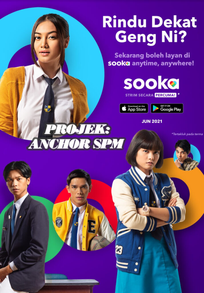 Sooka's Official Grand Debut In Malaysia