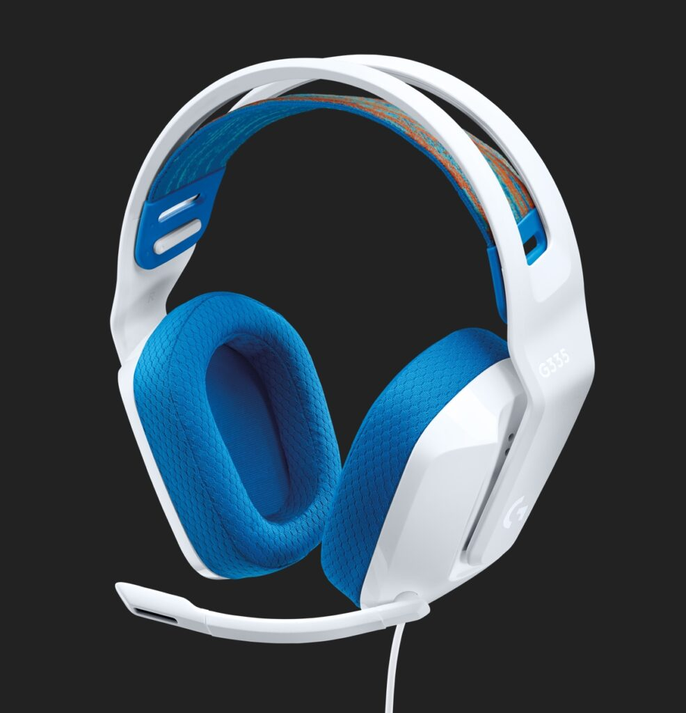 Logitech G335 Wired Gaming Headphones Officially Arrives In Malaysia For RM269; Comes Only In Black And White 18