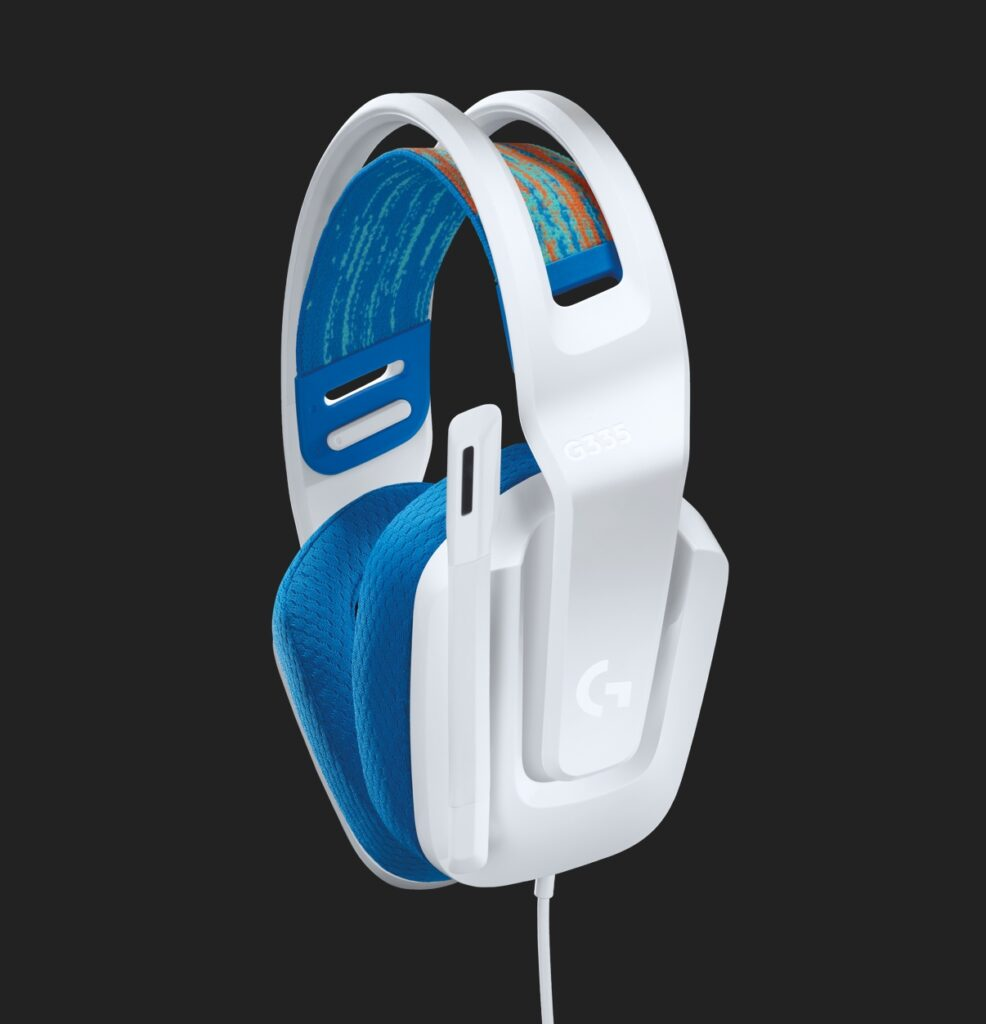 Logitech G335 Wired Gaming Headphones Officially Arrives In Malaysia For RM269; Comes Only In Black And White 17