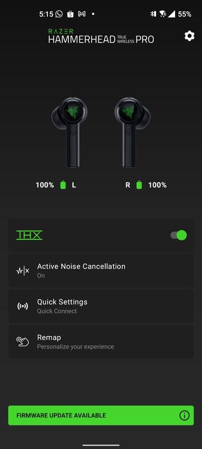 Razer Hammerhead True Wireless Pro Review: THX And ANC Makes The Perfect 1, 2 Combo 24