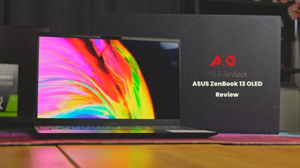 Asus ZenBook 13 OLED UX325 Review: More Than a Screen Upgrade 8