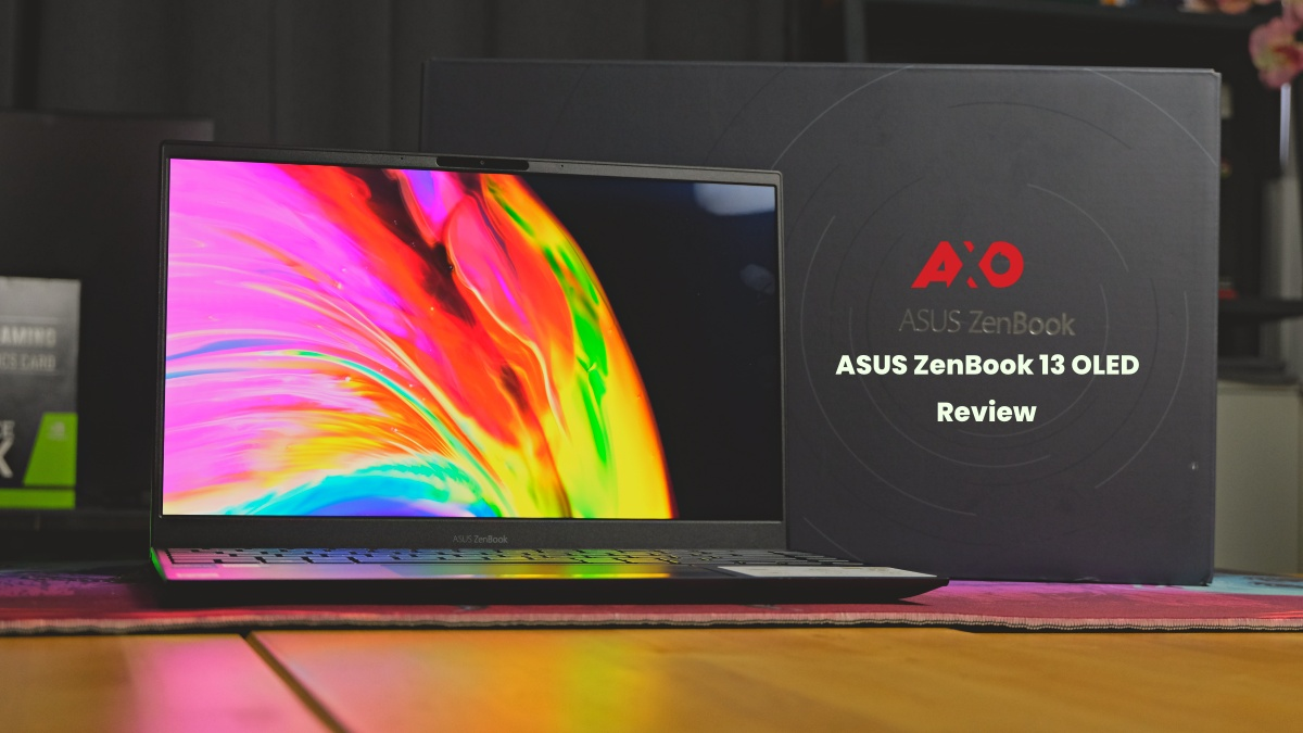 Asus ZenBook 13 OLED UX325 Review: More Than a Screen Upgrade 23
