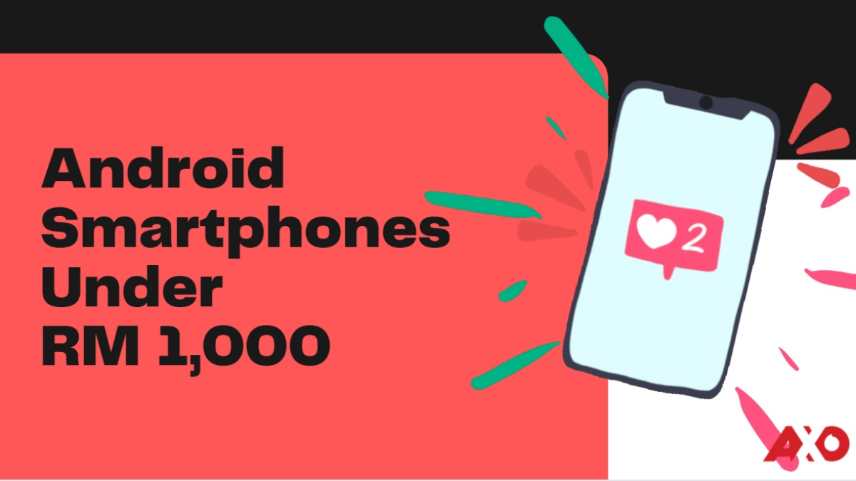 Smartphone Deals: Android Phones you can get under RM 1,000 15