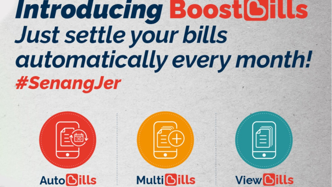 Boost Bills: Settle Household Bills Automatically with Boost 19