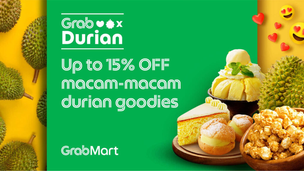 Grab Durian Now on Grab Food: Grab Spreads #TechUntukSemua Effort to Support Local Durian Farmers and Sellers 17