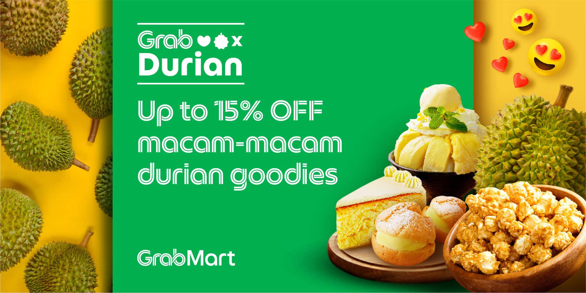 Grab Durian Now on Grab Food: Grab Spreads #TechUntukSemua Effort to Support Local Durian Farmers and Sellers 19