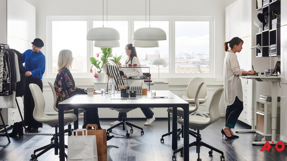 IKEA inspired Businesses to Reimagine Workspaces 15
