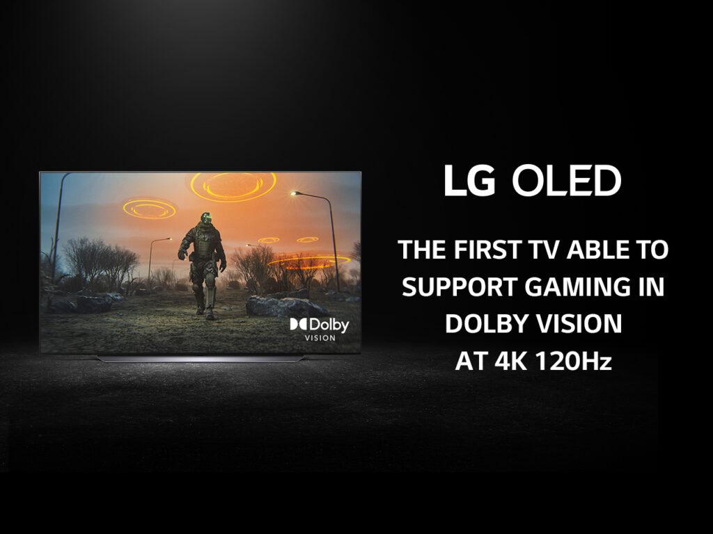 LG Gaming TV