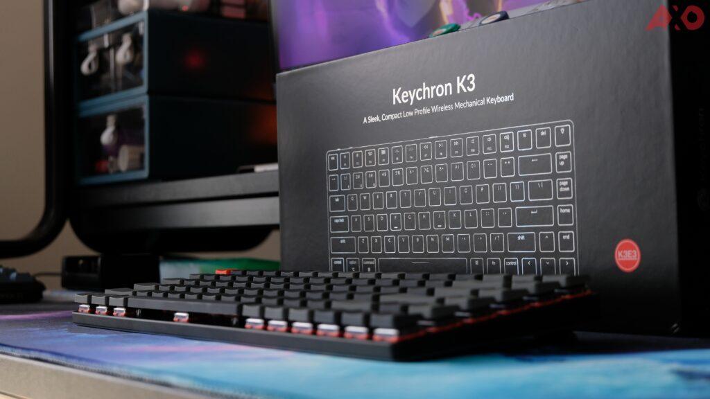 Keychron K3 Review
