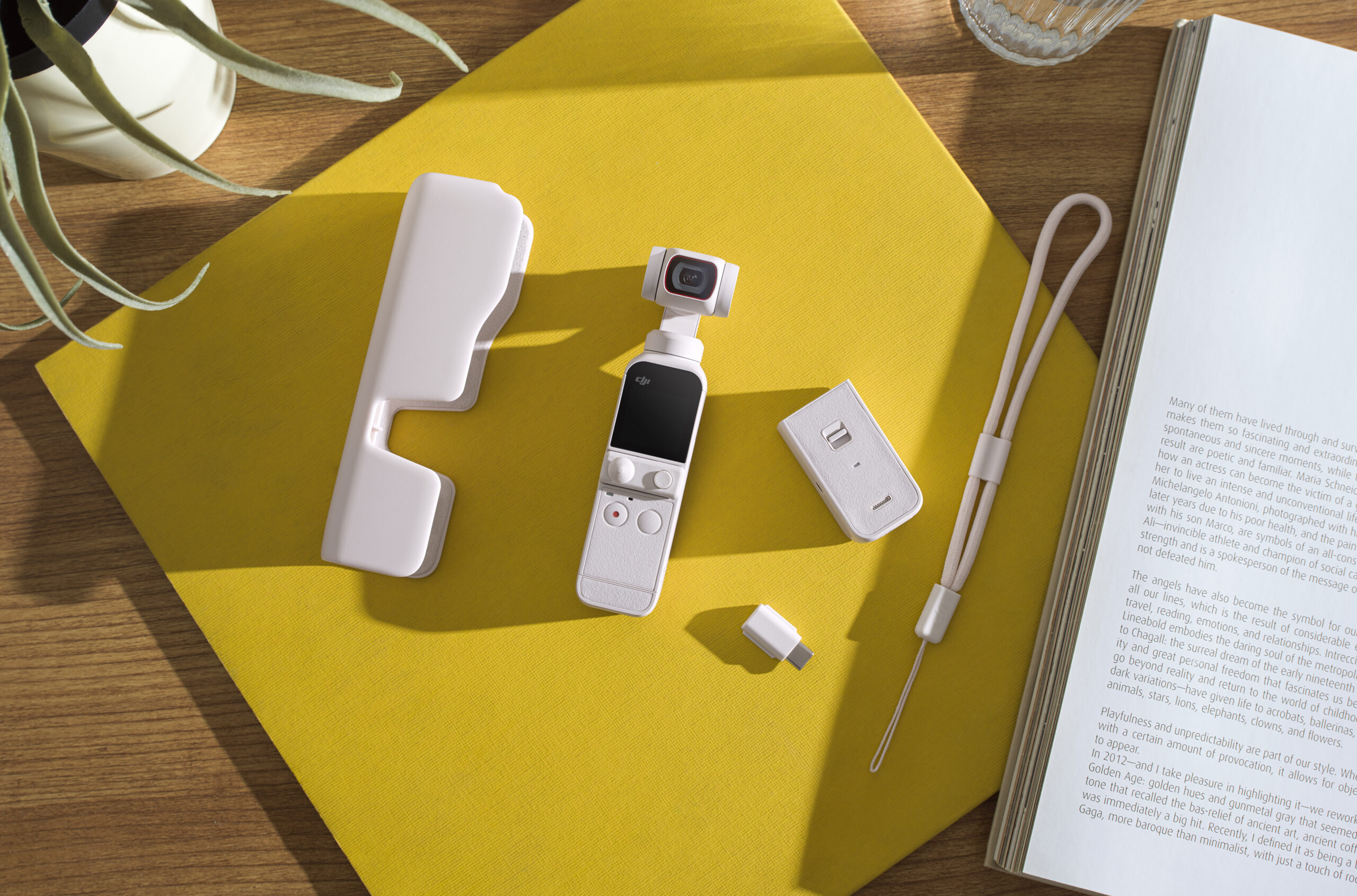 DJI Sunset White pocket 2: Powerful 4K Mini Camera and Updated Features 20