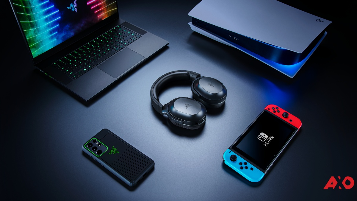 THE NEW RAZER BARRACUDA X: MULTI-PLATFORM WIRELESS GAMING AND MOBILE HEADSET 19