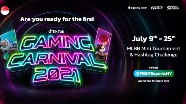 TikTok Joins Forces with FIGHT Esports to Activate TikTok Gaming Carnival 2021 16