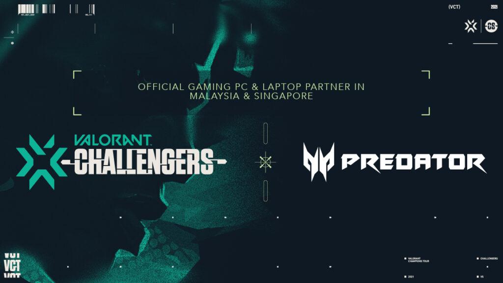 valorant challengers x Predator