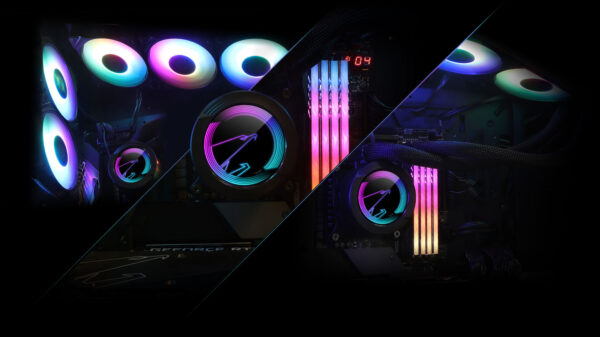 GIGABYTE Releases the New AORUS WATERFORCE SERIES AIO Liquid Coolers 18