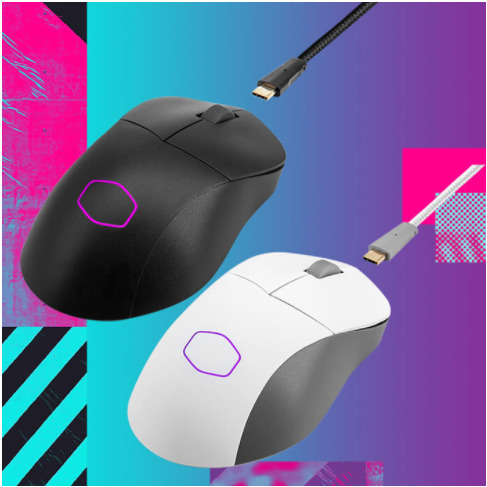 Cooler Master Announces Summer Summit 2021 Mouse