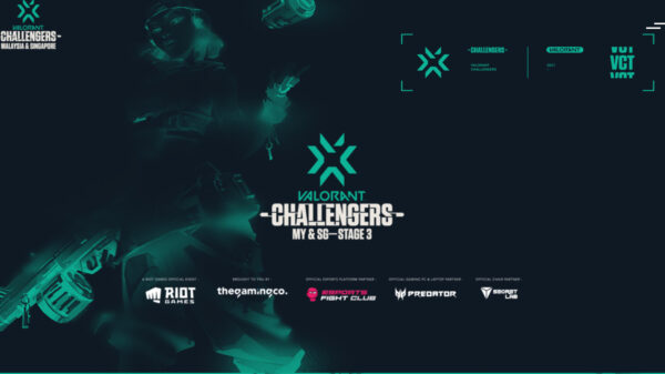 VALORANT Challengers Malaysia and Singapore has announced Predator as its Official Gaming PC and Laptop partner 5
