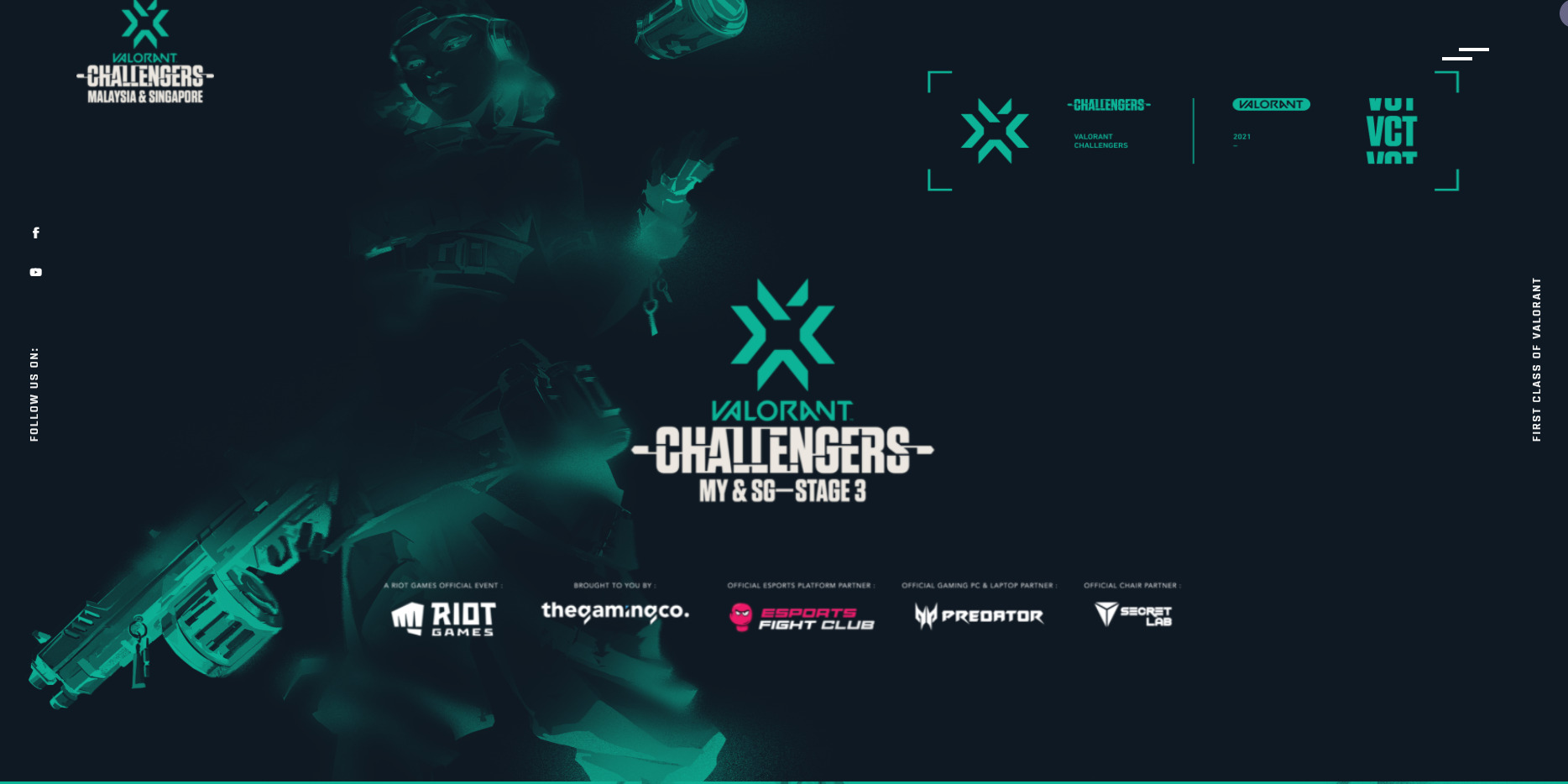 VALORANT Challengers Malaysia and Singapore has announced Predator as its Official Gaming PC and Laptop partner 17