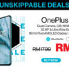 OnePlus Deals Never Settle: Upcoming Great deals on Shopee and Lazada 29