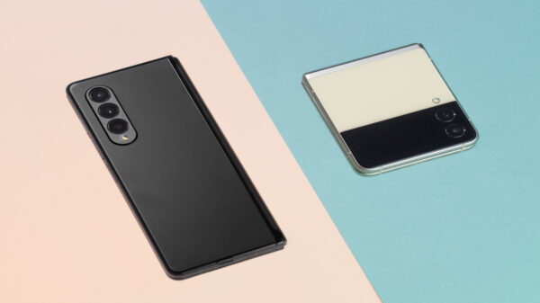 Samsung Galaxy Z Fold 3 and Samsung Galaxy Z Flip 3