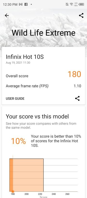 Infinix Hot 10S Review: Surprisingly Decent Entry-Level Device 34