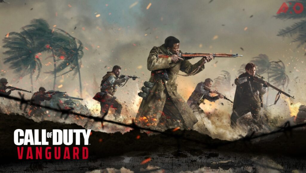 Call of Duty: Vanguard Launches November 5th 2021 16