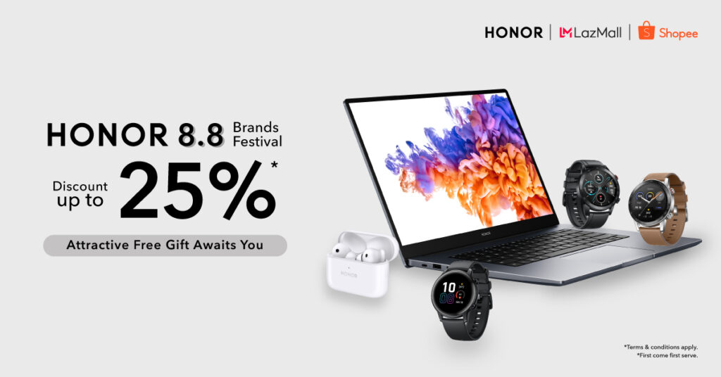 HONOR 8.8 Sale