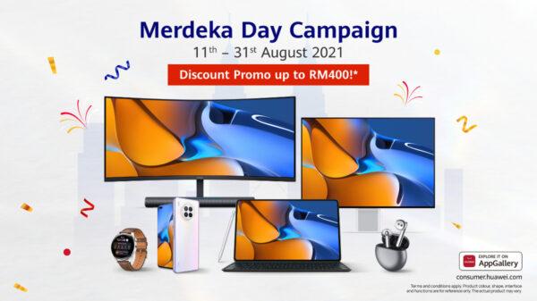 HUAWEI Merdeka Day Campaign