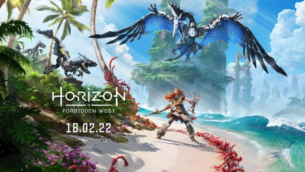 Horizon Forbidden West Is Coming On 18th February 2022 13