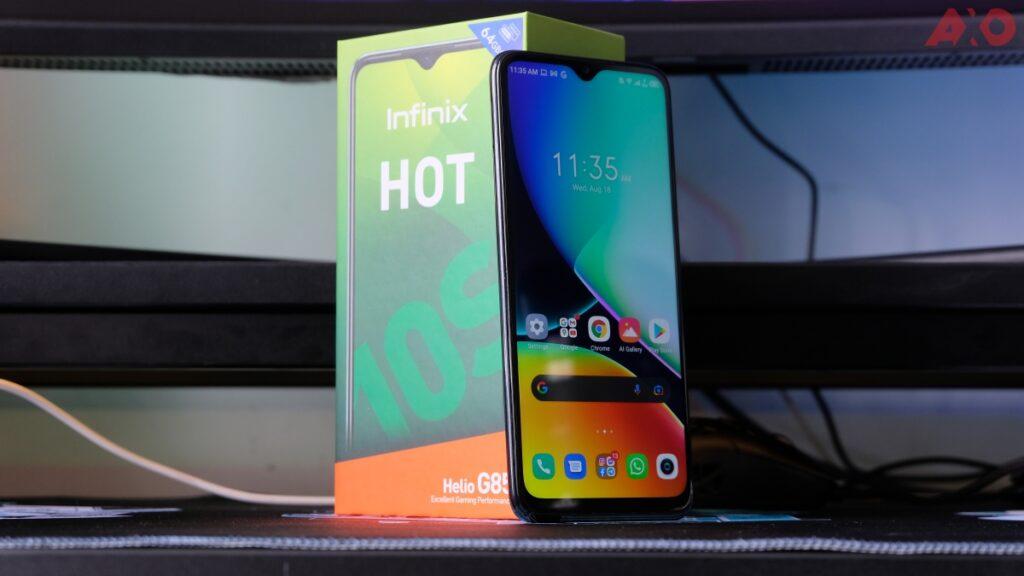 Infinix Hot 10S Review: Surprisingly Decent Entry-Level Device 21
