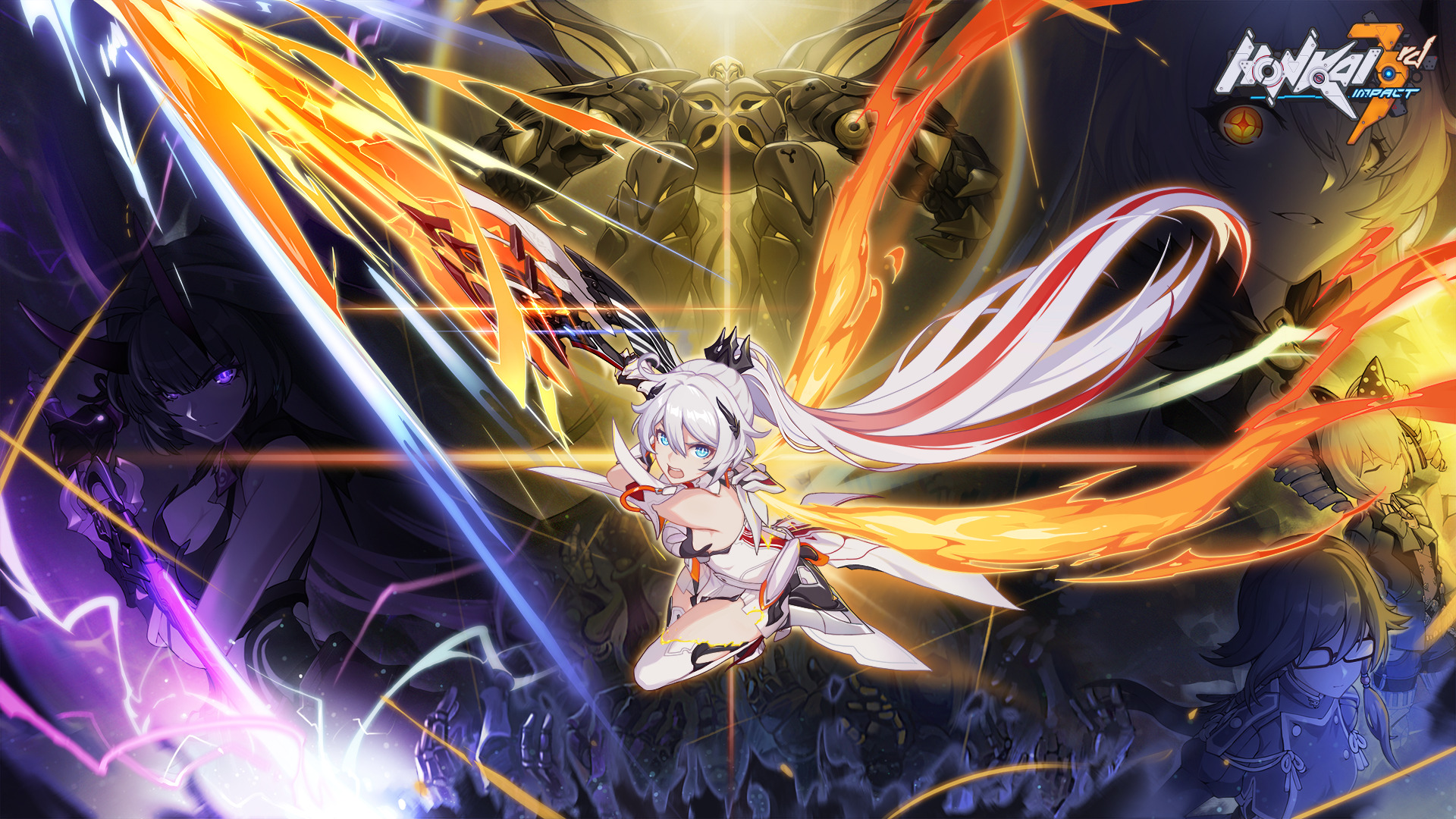 """Honkai Impact 3rd v5.0 """"Inherit The Flame"""" Update Launches On The 12th Of August 15"""