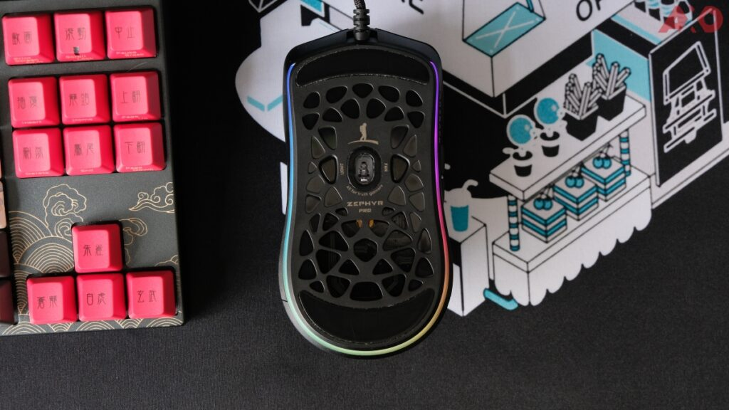 Marsback Zephyr Pro Review: Gaming Mouse With Built-In Cooler That's Not A gimmick 19