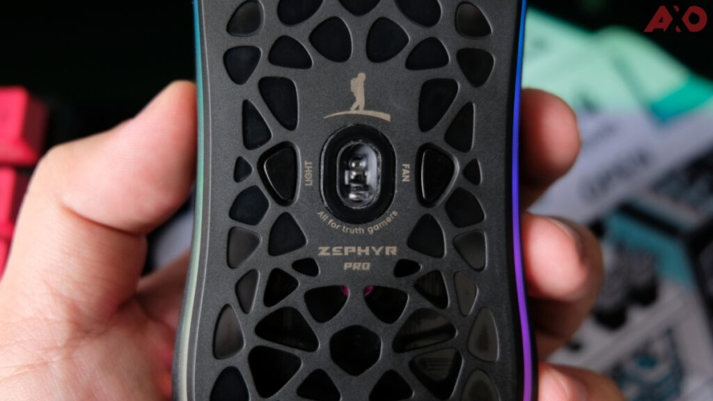 Marsback Zephyr Pro Review: Gaming Mouse With Built-In Cooler That's Not A gimmick 20