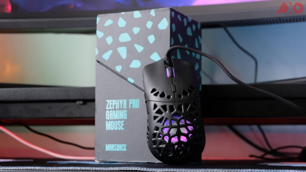 Marsback Zephyr Pro