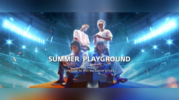 Playstation Summer Playground