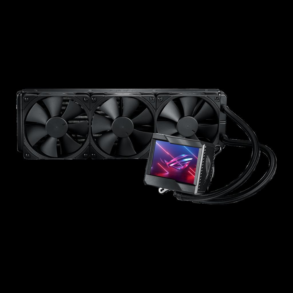 ASUS Launches ROG Ryujin II, ROG Strix LC II, & TUF Gaming LC ARGB Series Liquid AIO CPU Coolers 21