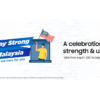 """Samsung """"Stay Strong Malaysia"""" Promo"""