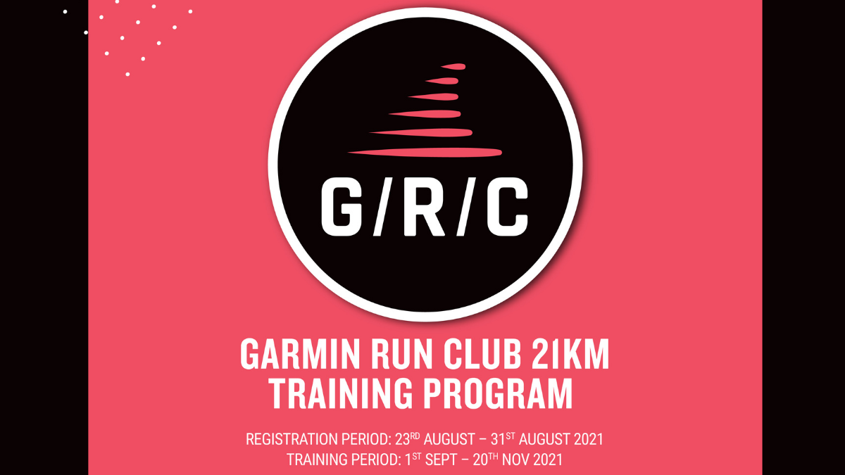 Garmin Malaysia Launches The Garmin Run Club 21 KM Training Program 16