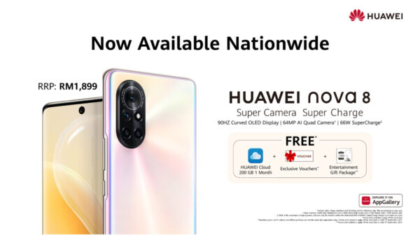 HUAWEI Nova 8 Launches In Malaysia, Priced At RM1,899 23