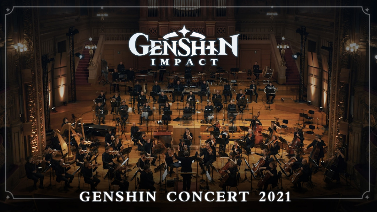 Genshin Impact's First Global Online Concert Will Be Aired On 3rd October 18