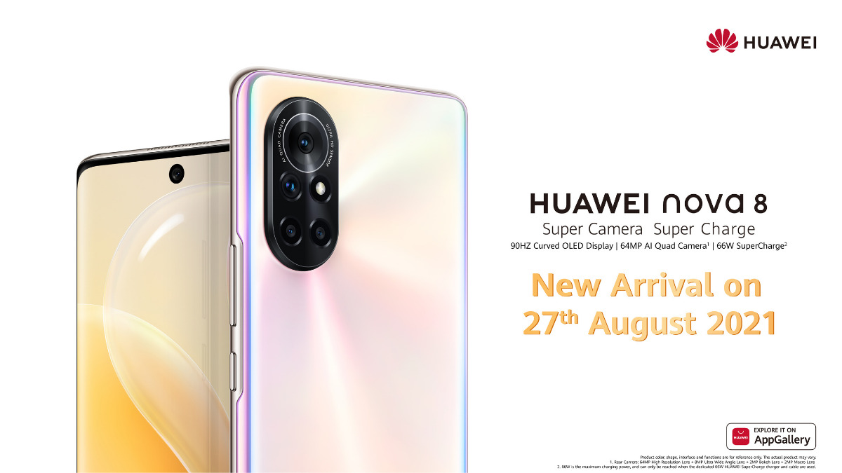 Huawei Nova 8 Is Coming To Malaysia On The 27th Of August! 18