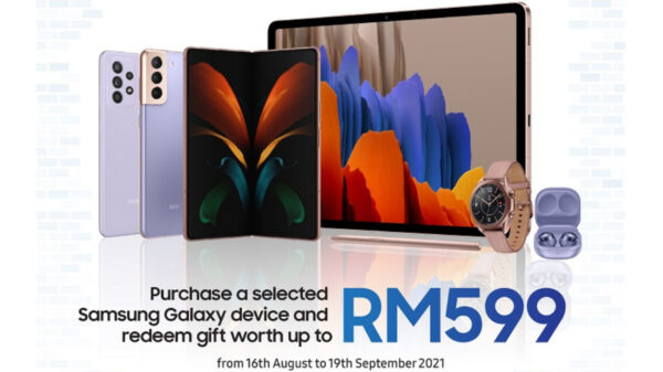 Stay Strong Together with Samsung this Merdeka & Malaysia Day; Get AKG Y500 Wireless Headphones Worth RM599 13