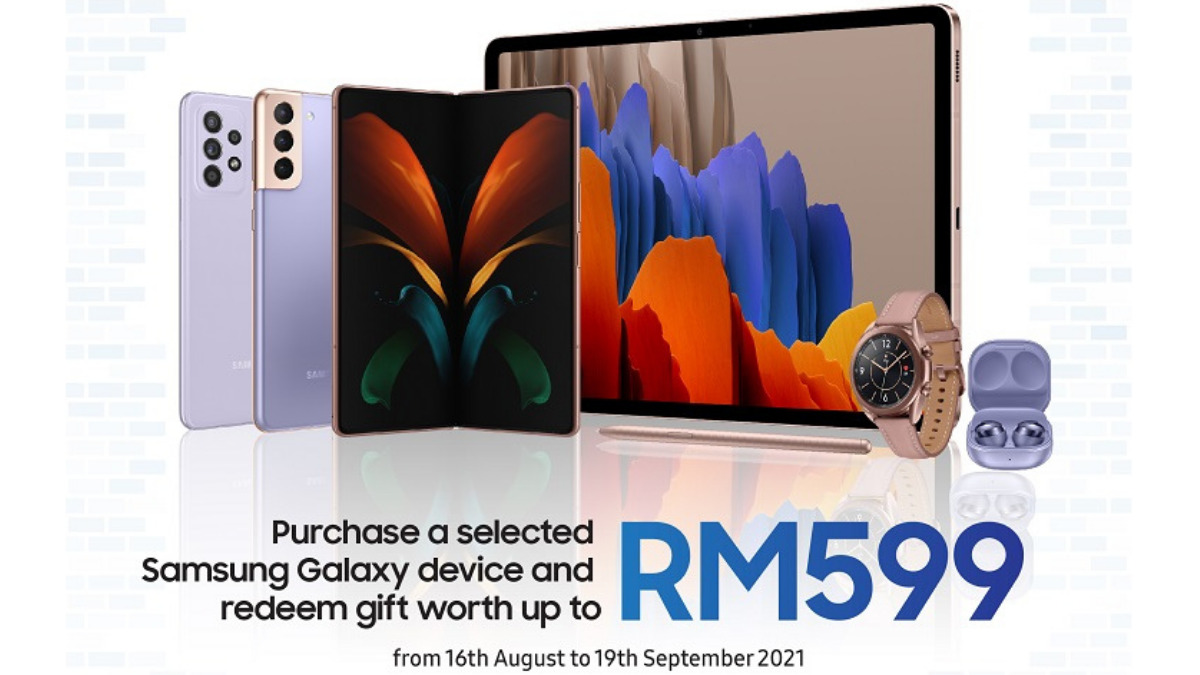 Stay Strong Together with Samsung this Merdeka & Malaysia Day; Get AKG Y500 Wireless Headphones Worth RM599 21