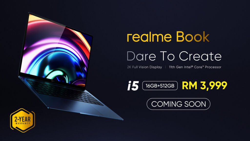 Realme Book arrives In Malaysia on The 27th of August, Starting from RM2,499 26