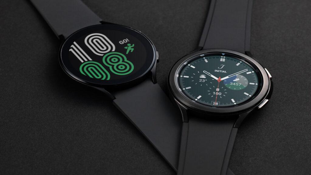 Galaxy Watch 4 and Watch 4 Classic