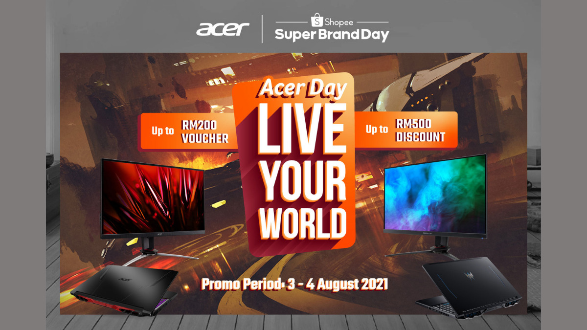 acer Day 2021