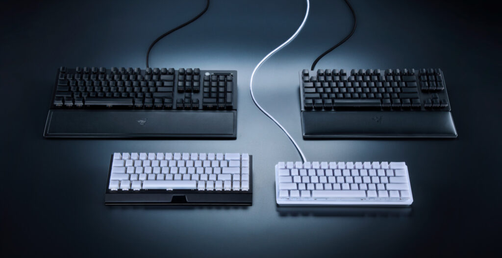 Razer Announces New Keycaps And Coiled Cable Accessory Sets; Priced From $19.99