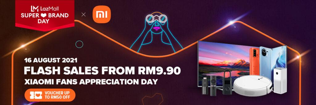 Xiaomi Fans Appreciation Day