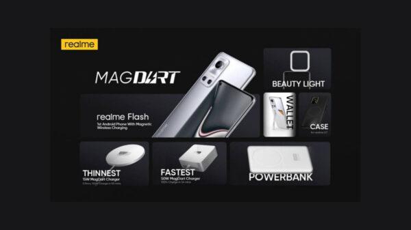 realme MagDart realme Flash